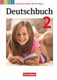 Deutschbuch Gymnasium Band 2: 6. Schuljahr - Baden-Württemberg - Bildungsplan 2016 - Schülerbuch