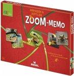 Geolino Zoom-Memo, Amphibien & Reptilien (Kinderspiel)