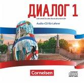 Audio-CD für Lehrer / Dialog - Neue Generation Bd.1