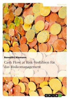 Cash Flow at Risk-Verfahren für das Risikomanagement (eBook, ePUB)