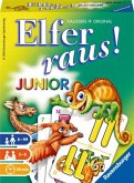 Ravensburger 20760 - Elfer raus! Junior, Kartenspiel