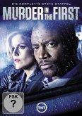 Murder in the First - Die komplette 1. Staffel (3 Discs)