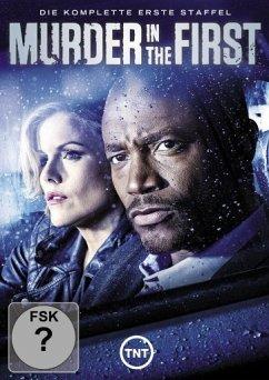 Murder in the First - Die komplette 1. Staffel ...