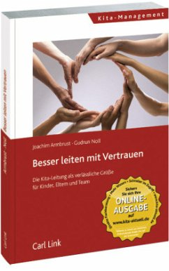 Besser leiten mit Vertrauen - Armbrust, Joachim; Noll, Gudrun