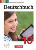 Deutschbuch Gymnasium 10. Schuljahr - Niedersachsen - Schülerbuch