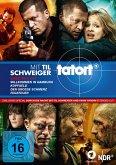 Tatort mit Til Schweiger - Boxset 1-4 (Director's Cut, 4 Discs)
