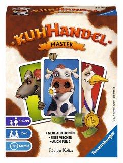 Ravensburger 20752 - Kuhhandel, Master, Kartens...