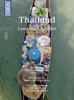 DuMont Bildatlas 12 Thailand - Möbius, Michael