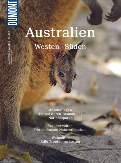 DuMont Bildatlas Australien Westen, Süden, Tasmanien - Huy, Stefan