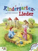 Kindergartenlieder, m. Audio-CD