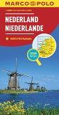 MARCO POLO Karte Länderkarte Niederlande 1:300 000