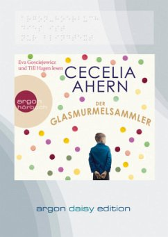 Der Glasmurmelsammler, 1 MP3-CD (DAISY Edition) - Ahern, Cecelia