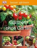 Gärtnern ohne Garten (Mängelexemplar)