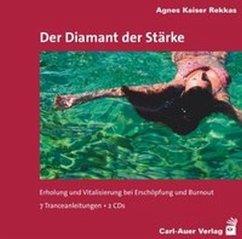 Der Diamant der Stärke, 2 Audio-CDs - Kaiser Rekkas, Agnes