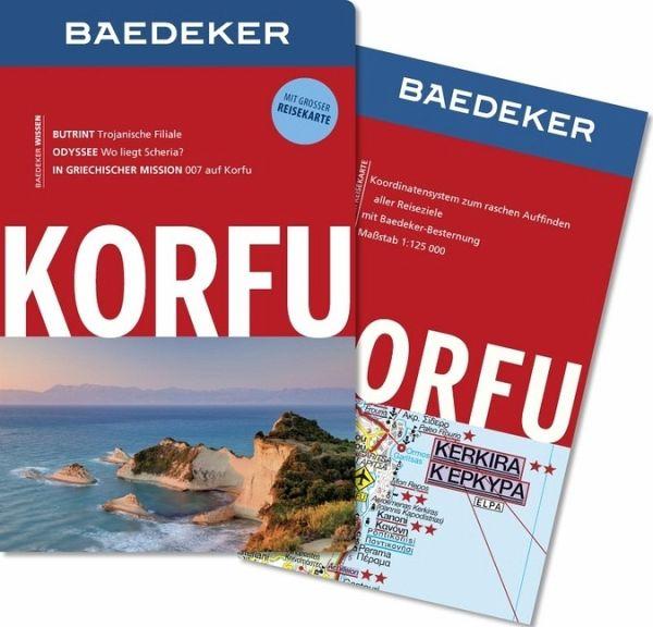 Baedeker Allianz Reiseführer Korfu, Ionische Inseln - Bötig, Klaus; Borowski, Birgit; Abend, Bernhard; Bourmer, Achim