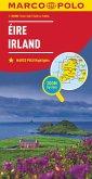 Marco Polo Karte Länderkarte Irland 1:300 000; Éire / Ireland / Irlande