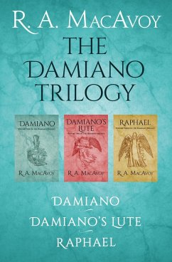 The Damiano Trilogy (eBook, ePUB) - MacAvoy, R. A.