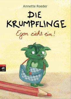 Egon zieht ein! / Die Krumpflinge Bd.1 (Mängelexemplar) - Roeder, Annette