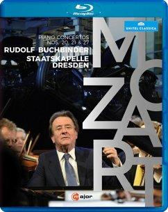 Klavierkonzerte 20,21 & 27 - Buchbinder,Rudolf/Staatskapelle Dresden