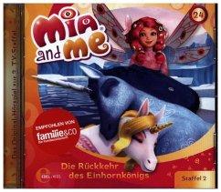 Die Rückkehr des Einhornkönigs / Mia and me (1 ...