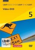 English G Lighthouse / English G Headlight / English G Highlight - Allgemeine Ausgabe - Band 5: 9. Schuljahr, Video-DVD