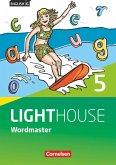 English G LIGHTHOUSE Band 5: 9. Schuljahr - Allgemeine Ausgabe - Wordmaster mit Lösungen