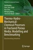 Thermo-Hydro-Mechanical Chemical Processes in Fractured Porous Media: Modelling and Benchmarking