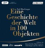 Eine Geschichte der Welt in 100 Objekten, 3 MP3-CDs