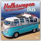 Volkswagen Bus - VW Bully 2017 - 18-Monatskalender