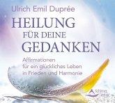 Heilung für deine Gedanken, Audio-CD