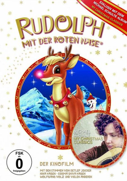 Rudolph mit der roten nase kinofilm michael