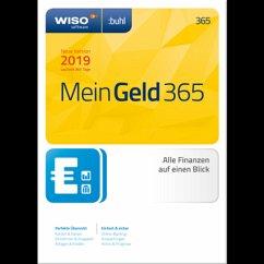 WISO Mein Geld 365 Tage (Version 2019) (Download für Windows)