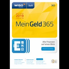 WISO Mein Geld Professional 365 Tage (Version 2019) (Download für Windows)