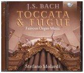 Toccata & Fugue-Famous Organ Music