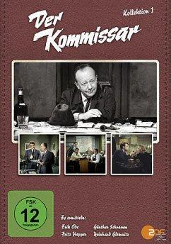 Der Kommissar: Kollektion 1 (6 Discs)