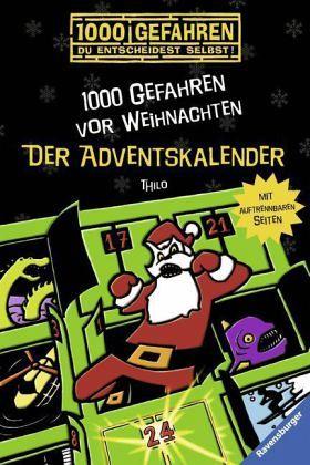 Der Adventskalender - 1000 Gefahren vor Weihnachten (Mängelexemplar)
