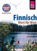 Finnisch - Wort für Wort: Kauderwelsch-Sprachführer von Reise Know-How (eBook, ePUB)