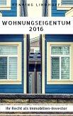 Wohnungseigentum 2016 (eBook, ePUB)