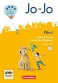 Jo-Jo Fibel 1. Schuljahr - Allgemeine Ausgabe - Neubearbeitung 2016. Arbeitsheft in Grundschrift mit interaktiven Übungen auf scook.de
