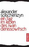 Ein Tag im Leben des Iwan Denissowitsch (eBook, ePUB)