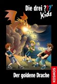Der goldene Drache / Die drei Fragezeichen-Kids Bd.67 (eBook, ePUB)
