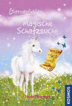Magische Schatzsuche / Sternenfohlen Bd.32 (eBook, ePUB) - Chapman, Linda