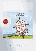 Schwindelfrei ist nur der Tod / Kommissar Jennerwein ermittelt Bd.8 (1 MP3-CDs) (DAISY Edition)