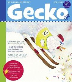 Gecko Kinderzeitschrift Band 51