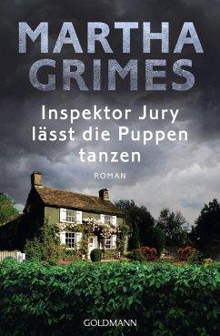 Inspektor Jury lässt die Puppen tanzen / Inspektor Jury Bd.21