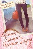 Wie mein Sommer in Flammen aufging (eBook, ePUB)