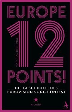 Europe - 12 Points! (eBook, ePUB) - Breitinger, Matthias