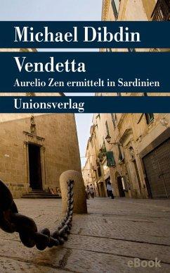 Vendetta (eBook, ePUB) - Dibdin, Michael