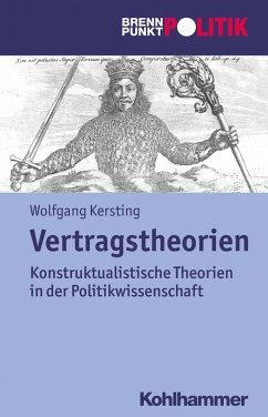 Vertragstheorien (eBook, PDF) - Kersting, Wolfgang