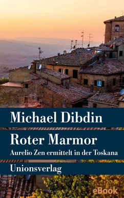 Roter Marmor (eBook, ePUB) - Dibdin, Michael